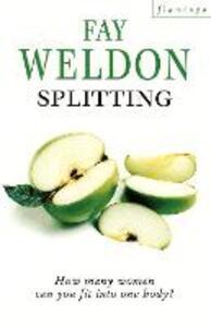 Splitting - Fay Weldon - cover