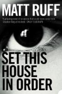 Set This House in Order - Matt Ruff - cover