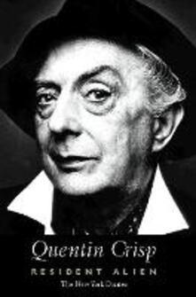 Resident Alien - Quentin Crisp - cover