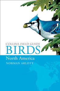 Birds of North America - Norman Arlott - cover