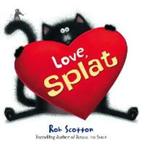 Love, Splat Mini HB - Rob Scotton - cover
