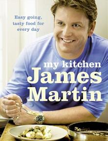 My Kitchen - James Martin - cover