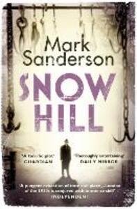 Snow Hill - Mark Sanderson - cover