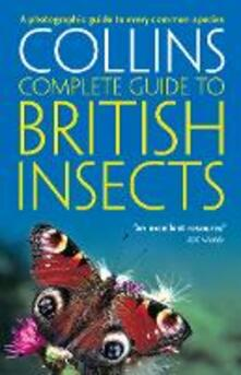 British Insects: A Photographic Guide to Every Common Species - Michael Chinery - cover