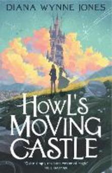Howl's Moving Castle - Diana Wynne Jones - cover