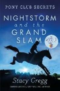 Nightstorm and the Grand Slam - Stacy Gregg - cover