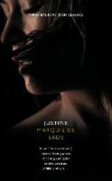 Justine - Marquis de Sade - cover