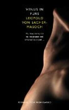 Venus in Furs - Leopold von Sacher-Masoch - cover