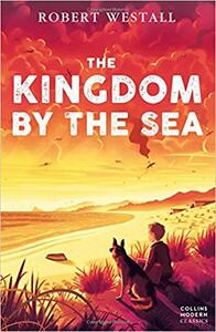 The Kingdom by the Sea - Robert Westall - cover