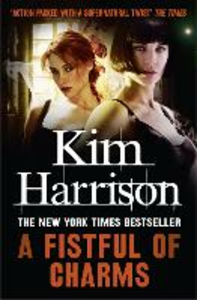 Ebook in inglese Fistful of Charms Harrison, Kim
