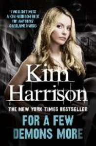 Ebook in inglese For A Few Demons More Harrison, Kim