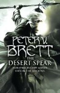 Ebook in inglese Desert Spear (The Demon Cycle, Book 2) Brett, Peter V.