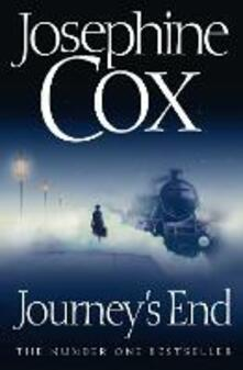 Journey's End - Josephine Cox - cover
