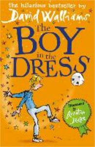Ebook in inglese Boy in the Dress Walliams, David