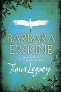 Time's Legacy - Barbara Erskine - cover