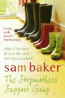 The Stepmothers' Support Group - Sam Baker - cover