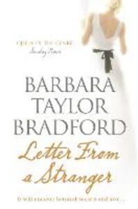 Ebook in inglese Letter from a Stranger Bradford, Barbara Taylor