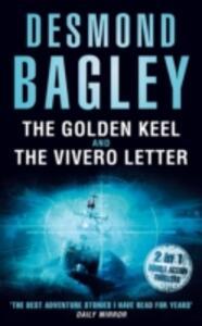 The Golden Keel - Desmond Bagley - cover