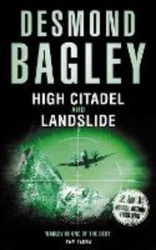 High Citadel / Landslide - Desmond Bagley - cover
