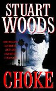 Choke - Stuart Woods - cover