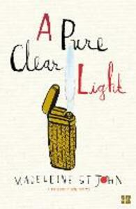 A Pure Clear Light - Madeleine St. John - cover