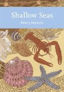 Shallow Seas - Peter J. Hayward - cover