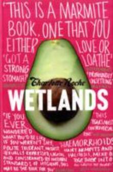 Wetlands - Charlotte Roche - cover