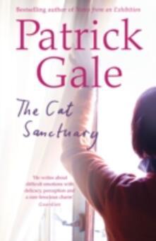 The Cat Sanctuary - Patrick Gale - cover