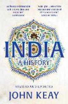 India: A History - John Keay - cover