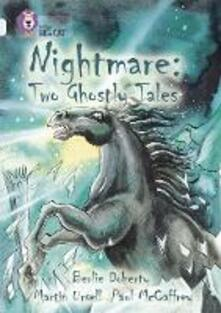 Nightmare: Two Ghostly Tales: Band 17/Diamond - Berlie Doherty - cover