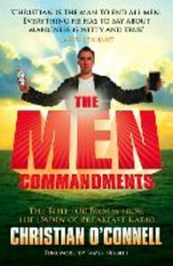 Ebook in inglese Men Commandments O'Connell, Christian