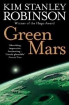 Green Mars - Kim Stanley Robinson - cover