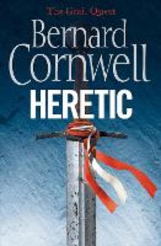 Heretic - Bernard Cornwell - cover