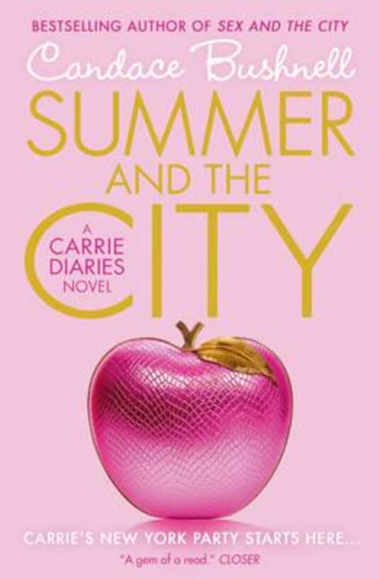 Summer and the City - Candace Bushnell - cover