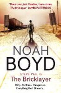 The Bricklayer - Noah Boyd - cover