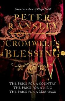 Cromwell's Blessing - Peter Ransley - cover