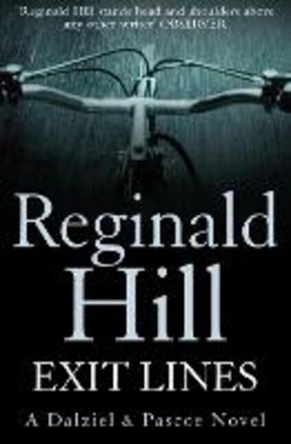 Exit Lines - Reginald Hill - cover