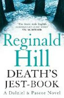 Death's Jest-Book - Reginald Hill - cover