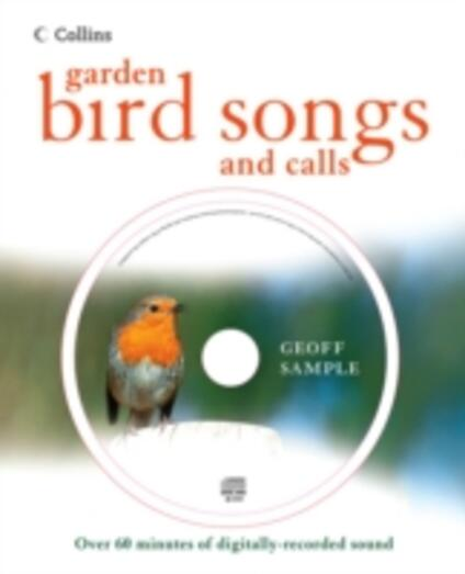 Garden Bird Songs and Calls - Geoff Sample - cover