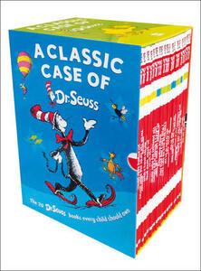 A Classic Case of Dr. Seuss - Dr. Seuss - cover