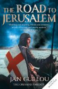 Ebook in inglese Road to Jerusalem Guillou, Jan