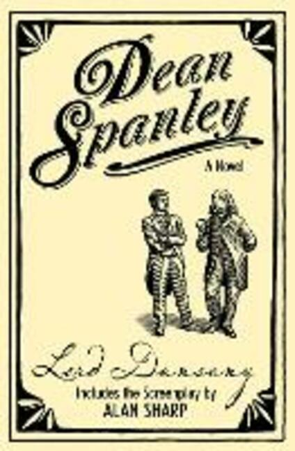 Dean Spanley: The Novel - Lord Dunsany - cover
