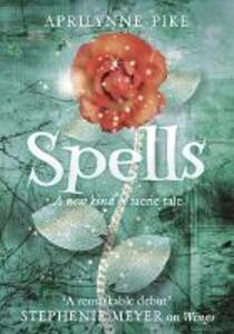Spells - Aprilynne Pike - cover