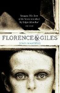 Florence and Giles - John Harding - cover