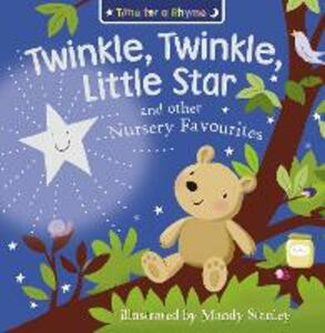 Twinkle, Twinkle, Little Star and Other Nursery Favourites - cover
