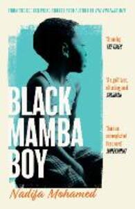 Black Mamba Boy - Nadifa Mohamed - cover