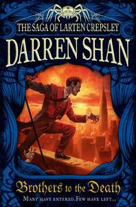 Brothers to the Death - Darren Shan - cover