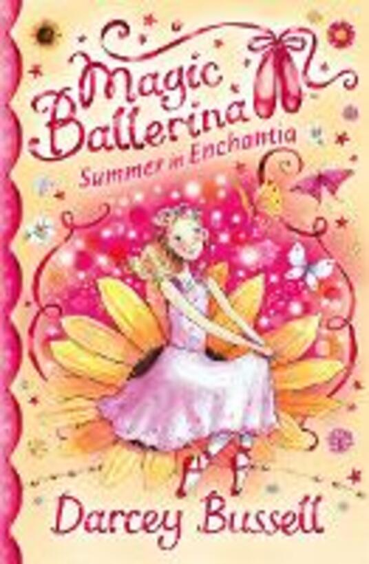 Summer in Enchantia - Darcey Bussell - cover