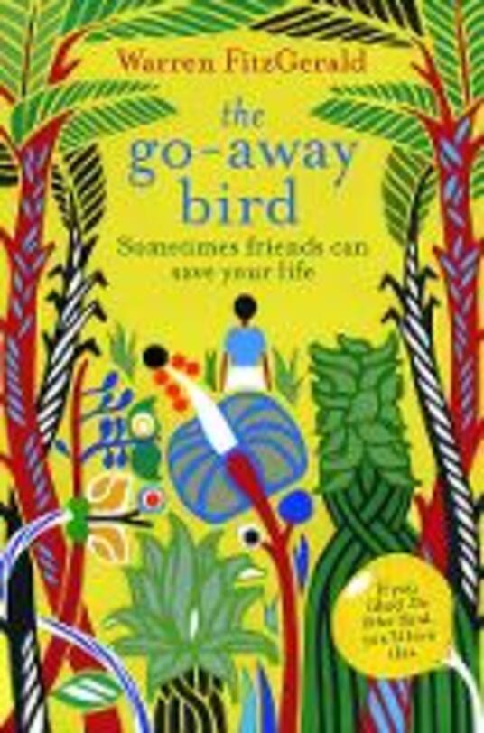 The Go-Away Bird - Warren FitzGerald - cover