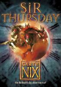 Ebook in inglese Sir Thursday (The Keys to the Kingdom, Book 4) Nix, Garth